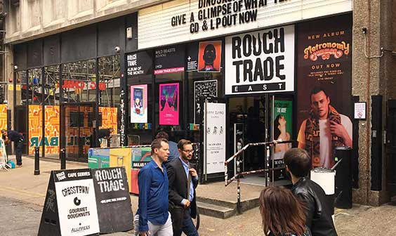Rough trade east 2